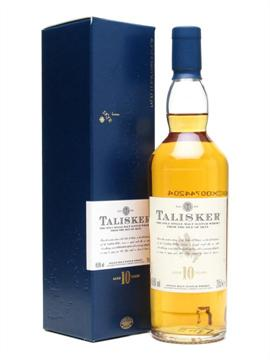 Talisker 10 Year Scotch Whiskey